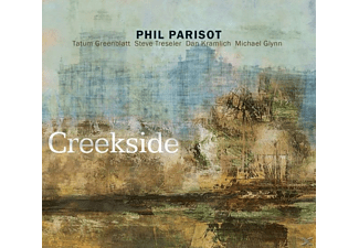 Phil Parisot - Creekside - (CD)