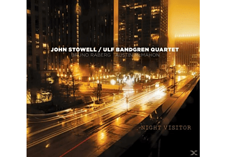 John Stowell | Ulf Bandgren Quartet - Night Visitor - (CD)