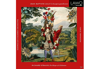 The Norwegian Chamber Orchestra - Le Bourgeois Gentilhomme - (CD)