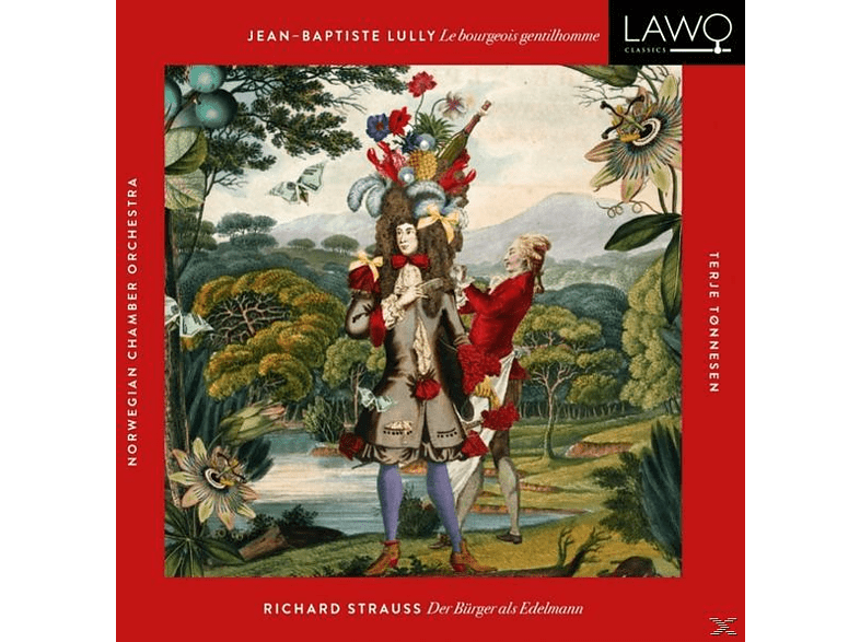 The Norwegian Chamber Orchestra - Le Bourgeois Gentilhomme [CD]