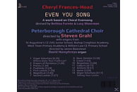 Peterborough Cathedral Choir - Even You Song [CD]