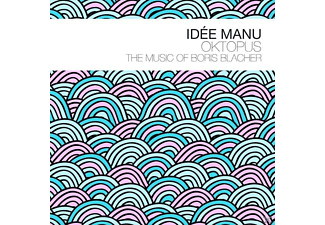Idee Manu - Oktopus-The Music Of Boris Blacher - (CD)