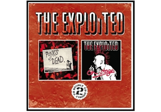 The Exploited - Punk's Not Dead/On Stage (CD)