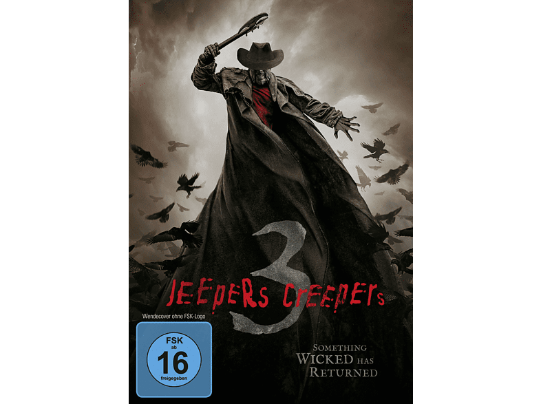 Jeepers Creepers 3 [DVD]
