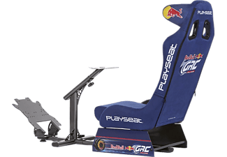 PLAYSEAT Evolution GRC Red Bull racingstol - Blå Alcantara