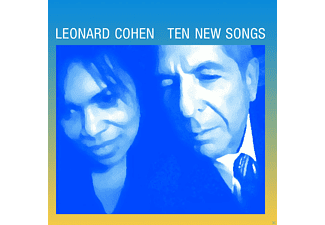 Leonard Cohen, Sharon Robinson - Ten New Songs - (Vinyl)