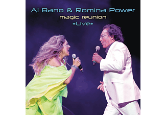 Al Bano & Romina Power - Magic Reunion Live - (CD)