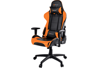 AROZZI VERONA-V2-OR, Gaming Stuhl, Orange/Schwarz