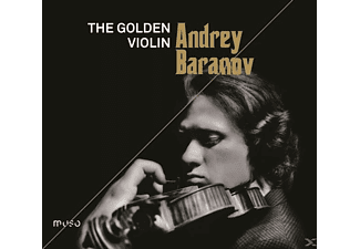 Andrey Baranov, Maria Baranova - The Golden Violon - (CD)