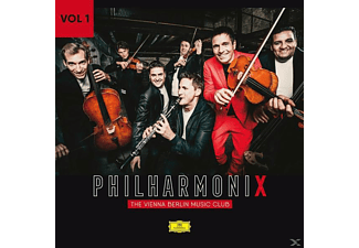 Philharmonix - The Vienna Berlin Music Club Vol.1 - (CD)