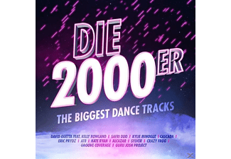 VARIOUS - Die 2000er-The Biggest Dance Tracks - (CD)