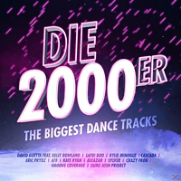 VARIOUS - Die 2000er-The Biggest Dance Tracks [CD]
