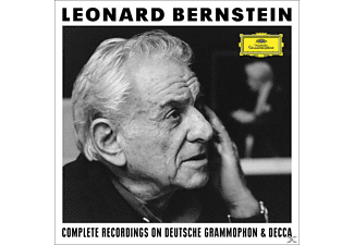 Leonard Bernstein - The Complete Recordings On DG (Ltd.Edt.) - (CD + DVD Video)