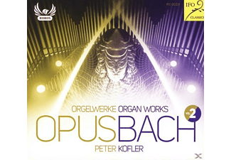 Peter Kofler - Opus Bach Vol.2 - (CD)
