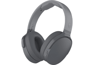 SKULLCANDY HESH 3 WIRELESS, Over-ear Kopfhörer, Headsetfunktion, Bluetooth, Grau