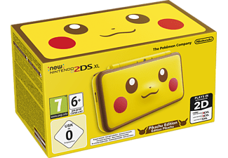NINTENDO New Nintendo 2DS XL Pikachu Edition
