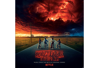 VARIOUS - Stranger Things - Music From The Netflix Original Series - (CD)