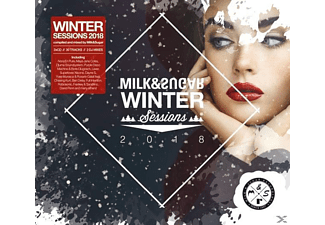 VARIOUS - Winter Sessions 2018 - (CD)