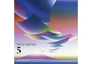 Tony Banks - Five - (CD)
