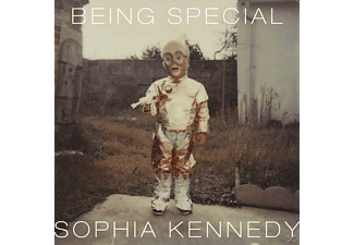 Sophia Kennedy - Being Special - (EP (analog))