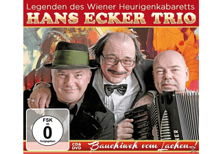 Hans Ecker Trio - Bauchiweh vom Lachen...! - (CD + DVD Video)
