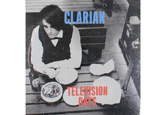 Clarian - Television Days (180g LP+MP3) - (LP + Download)