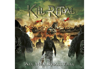 Kill Ritual - All Men Shall Fall (Litd.Digipak) - (CD)