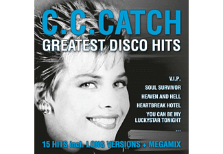 C.C.Catch - Greatest Disco Hits (CD)