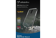 CELLULAR LINE TETRA FORCE Shock-Twist , Backcover, Huawei, Mate10 Lite, Nova 2i, Thermoplastisches Polyurethan/Versaflex™/Polycarbonat, Transparent