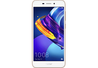 HONOR 6C Pro, Smartphone, 32 GB, 5.2 Zoll, Gold, Dual SIM