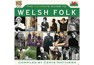 VARIOUS - The Ultimate Guide To Welsh Folk - (CD)
