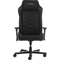 DXRACER Boss B120 Gaming Chair, Black Gaming Stuhl, Schwarz