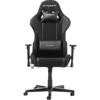 DXRACER Formula F11 Gaming Chair, Black Gaming Stuhl, Schwarz