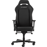 DXRACER Iron I11 Gaming Chair, Black Gaming Stuhl, Schwarz