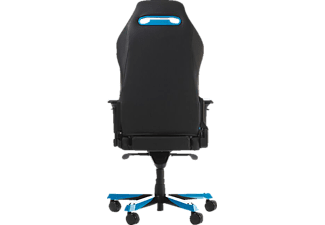 DXRACER Iron I166 Gaming Chair, Black/Blue, Gaming Stuhl, Schwarz/Blau