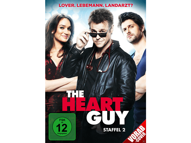 The Heart Guy - Staffel 2 [DVD]