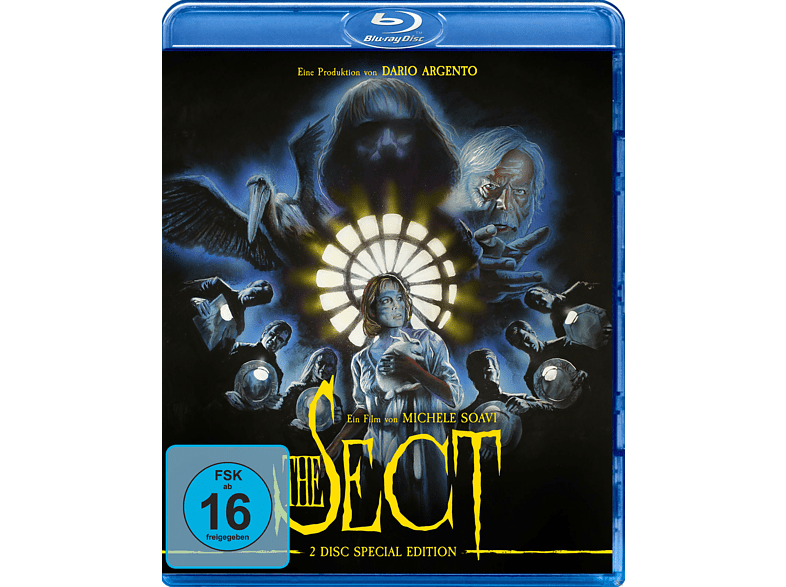 The Sect [Blu-ray + DVD]