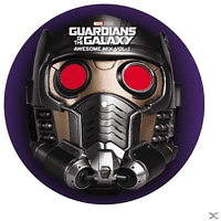 VARIOUS - Guardians Of The Galaxy Vol.1 (Picture Disc) [Vinyl]