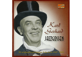 Karl Gerhard - Jazzgossen-20 Original Recordings - (CD)