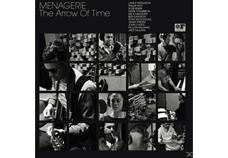 The Menagerie - The Arrow Of Time - (CD)