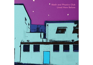 Math And Physics Club - Lived Here Before - (LP + Download)