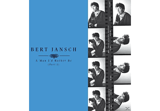 Bert Jansch - A Man I'd Rather Be - (Vinyl)