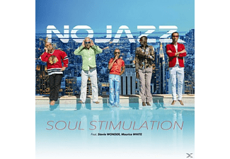 Stevie Nojazz Feat. Wonder - Soul Stimulation - (Vinyl)