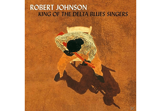 Robert Johnson - King Of The Delta Blues Singers - (Vinyl)