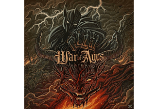 War Of Ages - Alpha (Red Vinyl) - (LP + Download)