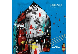 Listener - Being Empty : Being Filled - (CD)