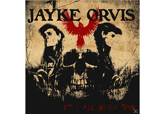 Jayke Orvis - It's All Been Said - (CD)