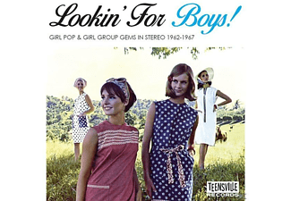 VARIOUS - Lookin' For Boys! (Girl Pop & Girl Group Gems) - (CD)