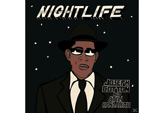 Atili Bandolero & Joseph Cotton - Nightlife - (Vinyl)