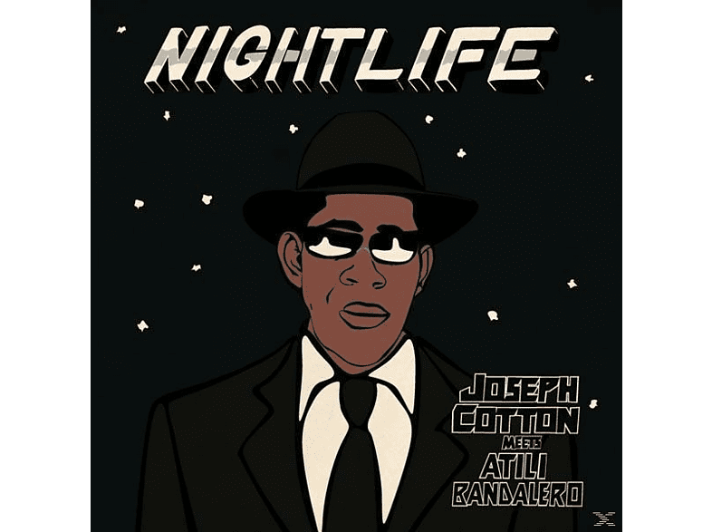 Atili Bandolero & Joseph Cotton - Nightlife [Vinyl]